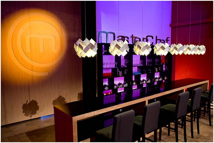 MasterChef™-lámparas- LZF Lamps- LZF-restaurante- luz