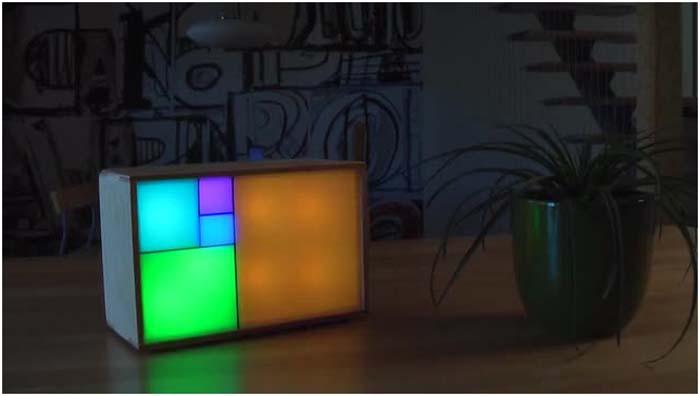 reloj-Fibonacci-LED