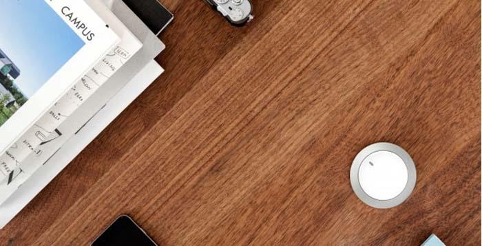 IndieGoGo- IoT- Kickstarter- Nuimo- Senic- controlador-dispositivos conectados