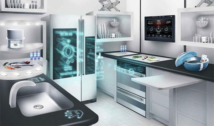 Smart Home- conectado- Inteligente- domótica- viviendas- NPD Group