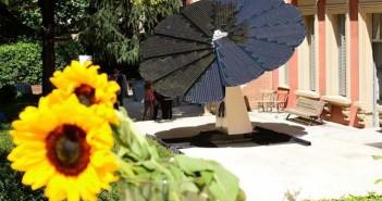 Smartflower POP- generación-solar- fotovoltaico- energía solar