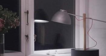 Aspirational Lamp- lámpara- energía- Mercado de valores- Internet de las Cosas