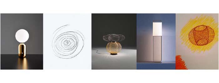 PARALCHINA- iluminación- Jordi Veciana-ALISTAIR- iluminación decorativa- diseñadores-ABALLS- Jaime Hayon- ANWAR- Stephen Burks-