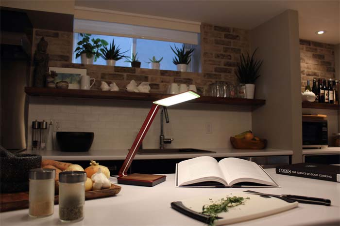 aerelight- lámpara- OLED- iluminación