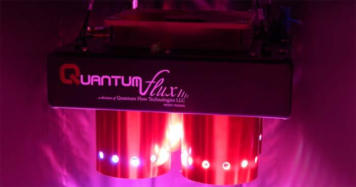 Las luces led para cultivos de interior de quantum permiten reducir hasta un 70 el consumo - Cultivo interior led ...