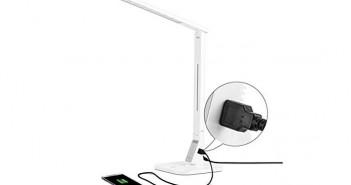 Lámpara LED de escritorio- TaoTronics Elune- luz-Elune- lámpara- LED