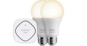 bombillas LED inteligentes WeMo- WeMo- LED- bombillas- iluminación