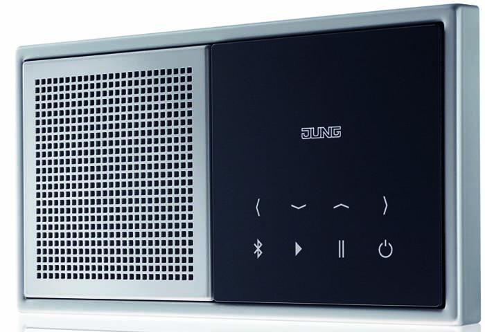 Bluetooth Connect- Jung-música-Smart Radio- audio-