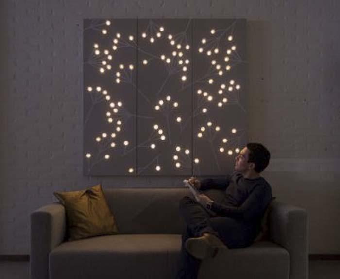 Philips- Luminous Patterns- paredes- brillo