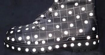 cuero reflectante-calzado industrial-calzado
