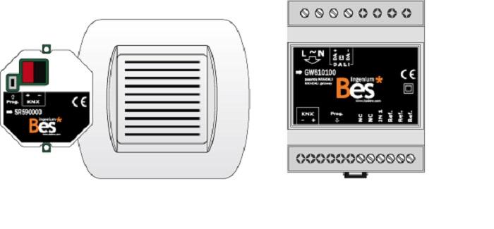 Light & Building 2016 – Ingenium – Bes –Frankfurt - productos KNX – domótica - SmartTouch-K – DALI – sensores - SIFLUX-K - LED