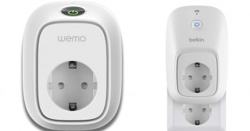 WeMo – LED - Wi-Fi - WeMo Insight – Smartphone -Belkin - interruptor - IFTTT