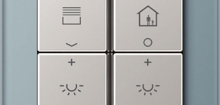 Jung - KNX - domótica - sistema de control - radiofrecuencia - láser - Graphic Tool Jung