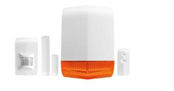 Trust Smart Home – sensores – EFICAM - seguridad inalámbrica - ALSET – 2000