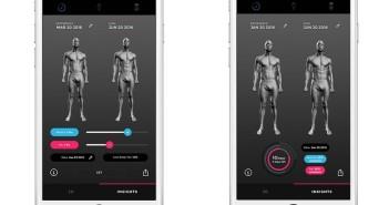 Naked – espejo - 3D – fitness – escáner - Intel