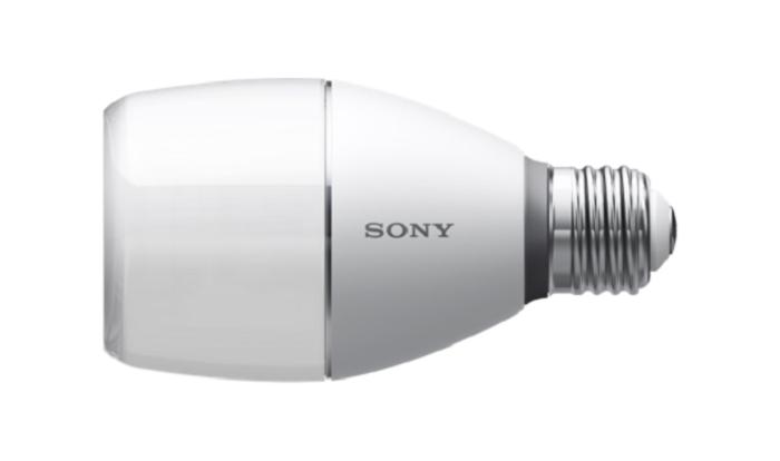 LED Bulb Speaker - Sony - Bluetooth - WIFI - iluminación