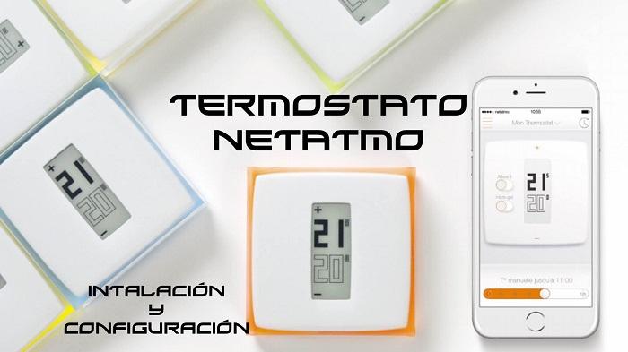 Netatmo – app – smartphone - termostato