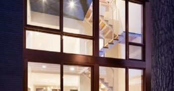 Arquitectura residencial – Canadá – naturaleza – eficiencia - sostenibilidad