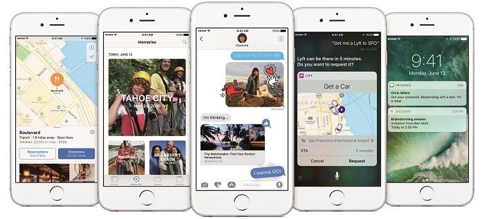 Apple – IOS - iOS 10 – hogar – automatización -App Home