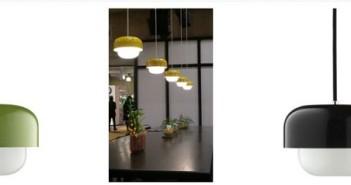 Haipot - Dyberg Larsen – diseño - lámpara