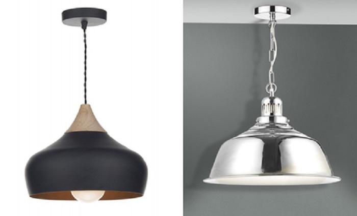 Chandelier & Mirror – luminarias - lámparas colgantes - diseño