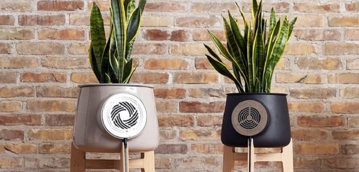 Clairy - Indiegogo - aire - contaminación - WI - FI