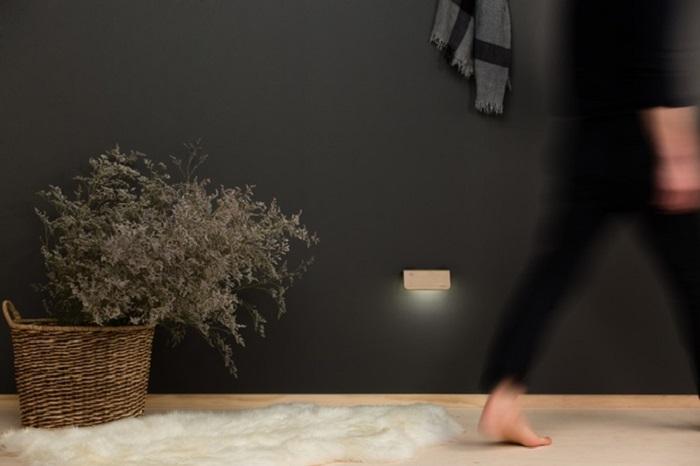 crowdfunding - Ellum - luz - sensor de movimiento