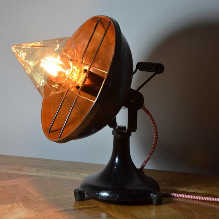 Stargazer - LED - iluminación - sostenible - vintage