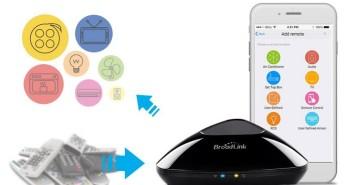 Dispositivo - Broad Link - control - domótica - smar home