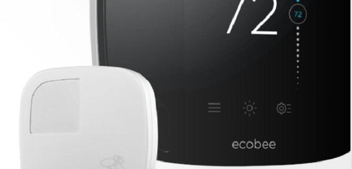 Ecobee - Apple HomeKit - termostato