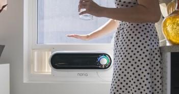 aire acondicionado - 'Noria' - crowdfunding - Indiegogo - móvil