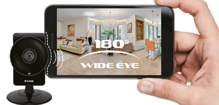 videovigilancia - D-Link - móvil