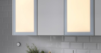 iluminación inteligente - baterías inalámbricas - IKEA - LED