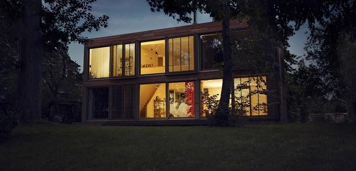Iluminación - seguridad - smart home - encuesta