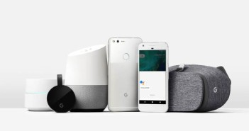 google-home-pixel-family