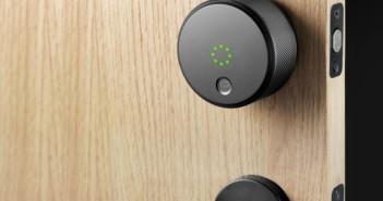 cerradura, smart home, August Smart Home, smartphone