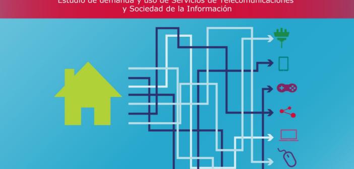 Hogares, ONTSI, IoT, Tecnología, TIC