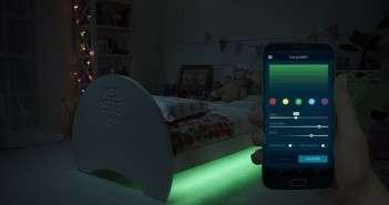 monster off, cama