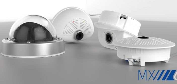 La línea de cámaras Mx6 con más potencia y versatilidad en interiores