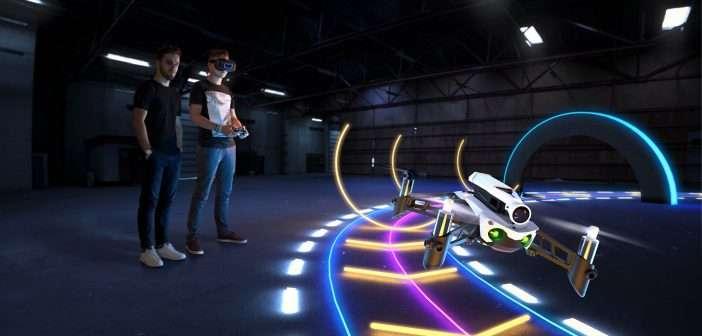 Parrot Mambo FPV la nueva propuesta para las carreras de drones