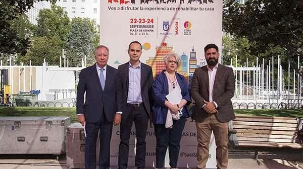 REHABITAR MADRID 2017 acercará al público todas las opciones para la reforma y rehabilitación de sus viviendas