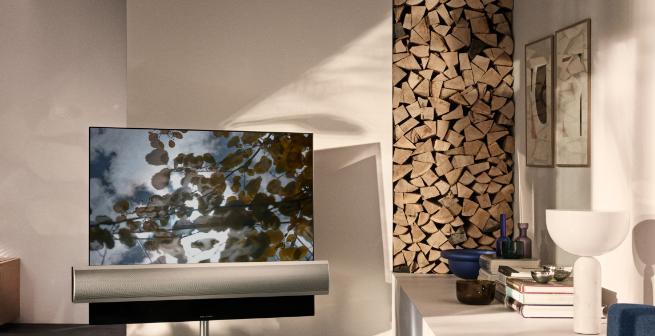 Bang & Olufsen presenta el televisor BeoVision Eclipse