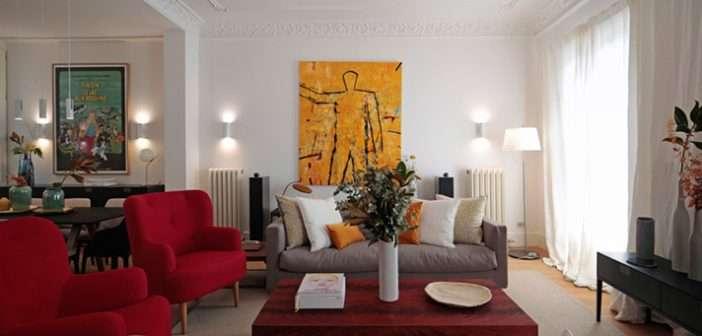 De vivienda austera y descuidada a neo Art déco