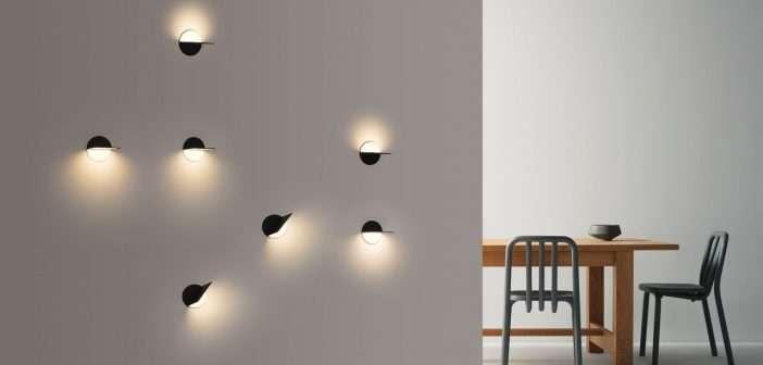 La luminaria Loop de Fluvia en su Corner Unit de Olivia Iluminación