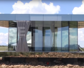 Una casa en el desierto se autogestiona de forma eficiente y sostenible