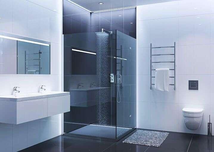 Platos de ducha de resina tendencia y seguridad smart - Platos de ducha diseno ...