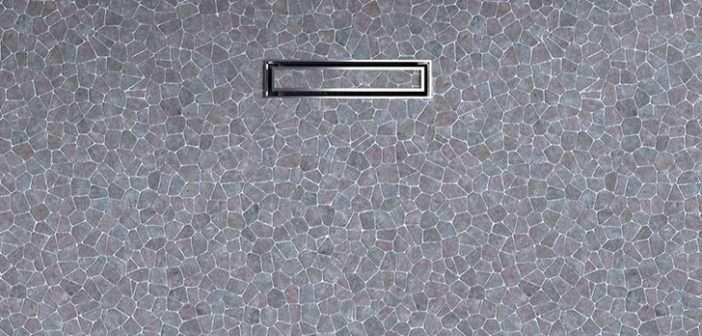 Presentado el nuevo canal de ducha CleanLine personalizable de Geberit