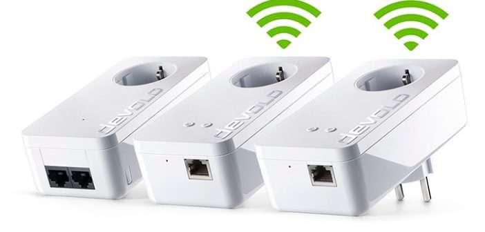 Multiroom WiFi Kit 550+ de devolo aterriza en España