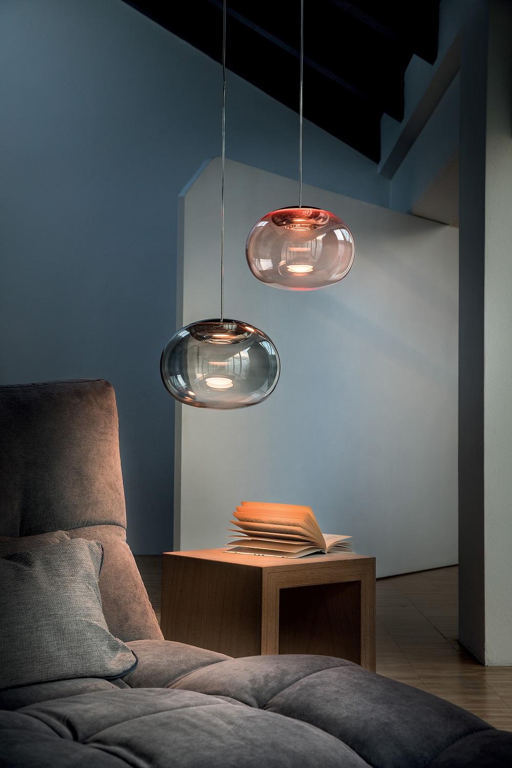 Luz de oto o y calor de hogar smart lighting home for Mesas de comedor de vidrio