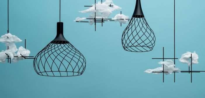 Luz, hogar, diseño, lámparas, iluminación